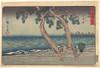"Hamamatsu Poster Print by Utagawa Hiroshige (Japanese  Tokyo (Edo) 1797  ""1858 Tokyo (Edo)) (18 x 24) - Item # MET55991"