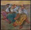"""Russian Dancers Poster Print by Edgar Degas (French  Paris 1834  """"1917 Paris) (18 x 24) - Item # MET459097"""