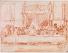 "The Last Supper  after Leonardo da Vinci Poster Print by Rembrandt (Rembrandt van Rijn) (Dutch  Leiden 1606  ""1669 Amsterdam) (18 x 24) - Item # MET459194"