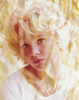 Tuesday Weld Portrait in White Shirt Photo Print - Item # VARCEL709490