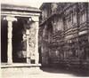 """The Inner Facade of the Gateway of the East Gopuram Poster Print by Linnaeus Tripe (British  Devonport (Plymouth Dock) 1822  """"1902 Devonport) (18 x 24) - Item # MET287274"""