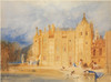 The Abbatial House  Abbey of St. Ouen  Rouen Poster Print by John Sell Cotman (British  Norwich 1782–1842 London) (18 x 24) - Item # MET421663