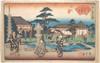 """Mukojima (Daikokuya) The Daikokuya at Mukojima Poster Print by Utagawa Hiroshige (Japanese  Tokyo (Edo) 1797  """"1858 Tokyo (Edo)) (18 x 24) - Item # MET45309"""