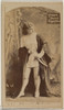 Card 886  Adelaide Neilson  from the Actors and Actresses series (N45  Type 2) for Virginia Brights Cigarettes Poster Print (18 x 24) - Item # MET415745