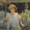 """Betty Gallowhur (Betty Newell) Poster Print by Charles Courtney Curran (1861  """"1942) (18 x 24) - Item # MET12284"""