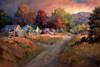 Rural Vista I Poster Print by Nancy Lund - Item # VARPDXPOD5090