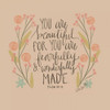 Fearfully Made Poster Print by Katie Doucette - Item # VARPDXKA1869