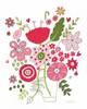 Valentines Flowers IV Poster Print by Farida Zaman - Item # VARPDX33573HR