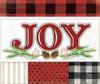 Joy Plaid Poster Print by Jennifer Pugh - Item # VARPDXJP5432