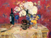 White Bouquet Poster Print by Allayn Stevens - Item # VARPDXSTE09