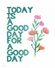 A Good Day Poster Print by Jo Moulton - Item # VARPDXJM15513