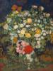 Bouquet of Flowers in a Vase Poster Print by Vincent van Gogh - Item # VARPDX3VG3950