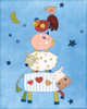 Farm Friends Poster Print by Viv Eisner - Item # VARPDXVIV62