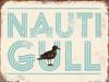 Nauti Gull Poster Print by JJ Brando - Item # VARPDXJX1021