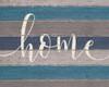 Home Script Poster Print by Jo Moulton - Item # VARPDXJM15542