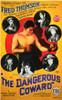 The Dangerous Coward Movie Poster Print (27 x 40) - Item # MOVEF3294