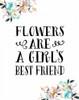 Flowers Are II Poster Print by Tara Moss - Item # VARPDXTA1974
