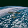Pan Clouds, International Space Station Poster Print by Stocktrek Images - Item # VARPSTSTK200925S