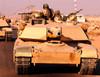 Tankers return safely to Camp Warhorse Poster Print by Stocktrek Images - Item # VARPSTSTK101280M
