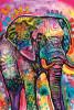 Elephant Art Dean Russo Poster Print - Item # VARXPS10985