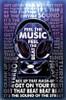 Feel The Music Poster Print - Item # VARTIARP6524