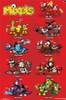 Lego Mixels - Grid Poster Print - Item # VARTIARP13311
