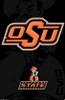 Oklahoma State - Logo 13 Poster Print - Item # VARTIARP6073