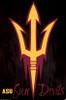 Arizona State University Sun Devils 13 Poster Print - Item # VARTIARP2249