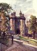 Lancashire 1921 Lancaster Castle  Gateway Poster Print by  Albert Woods - Item # VARPPHPDA65693