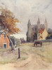 Essex 1909 St. John's Abbey Gate  Colchester Poster Print by  Louis Burleigh Bruhl - Item # VARPPHPDP92389