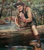 Rod & Gun in Canada 1916-22 Gone Fishin' Poster Print by  F.V. Williams - Item # VARPPHPDA62193