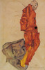 Hindering the Artist is a Crime 1912 Poster Print by  Egon Schiele - Item # VARPPHPDA66549