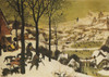 The Hunters in the Snow Poster Print by  Pieter Bruegel - Item # VARPPHPDP89477