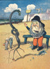 Our Darlings c.1900 Oyster-man Poster Print by Unknown - Item # VARPPHPDA70554