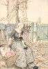Mother Goose 1913 Bye  Baby Bunting Poster Print by  A. Rackham - Item # VARPPHPDA62461