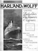 Advert Harland & Wolff inc. Olympic c.1920 Poster Print - Item # VARPPHPD50505