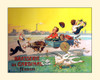 Grande Brasserie et Malterie de la Cardinal, Fribourg.  Art by Englishman Louis Th?ophile Hingre. Poster Print by Louis Th?ophile Hingre - Item # VARBLL0587432985