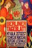 Berlin Daily Newspaper Poster Poster Print - Item # VARBLL0587396067