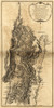 Map in which the army of Gen. Burgoyne acted in the campaign of 1777 Poster Print by William Faden - Item # VARBLL0587429151