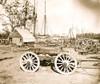 Broadway Landing, Appomattox River, Virginia. Park of artillery Poster Print - Item # VARBLL058745535L