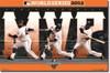 San Francisco Giants Pablo Sandoval Mvp Poster Print (24 X 36) - Item # SCO5980