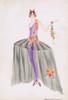 Costume Design By Bergere Oscar Perrault Poster Print By Mary Evans / Jazz Age Club - Item # VARMEL10504736