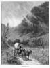 Usa Cumberland Gap Poster Print By Mary Evans Picture Library - Item # VARMEL10207353