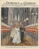 Wedding Of Queen Elizabeth Ii And Prince Philip Poster Print By Mary Evans Picture Library - Item # VARMEL10085040