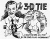 3-D Tie Poster Print By Mary Evans / Peter & Dawn Cope Collection - Item # VARMEL10573291