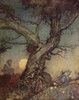 Fairy Folk Poster Print By Mary Evans Picture Library/Arthur Rackham - Item # VARMEL10022067