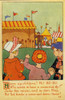 A Day At The Fair. Coconut Shy Poster Print By Mary Evans Picture Library/Peter & Dawn Cope Collection - Item # VARMEL10804461