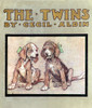 Book Cover Design  The Twins By Cecil Aldin Poster Print By Mary Evans Picture Library - Item # VARMEL10980882