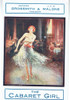 The Cabaret Girl By Grossmith And Wodehouse Poster Print By ® The Michael Diamond Collection / Mary Evans Picture Library - Item # VARMEL11108404