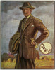 Smart Man In A Tweed Suit Poster Print By Mary Evans / Peter & Dawn Cope Collection - Item # VARMEL10573229